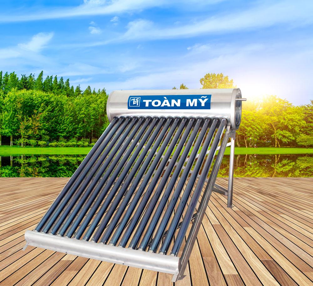 Máy nước nóng năng lượng mặt trời tốt nhất 2019