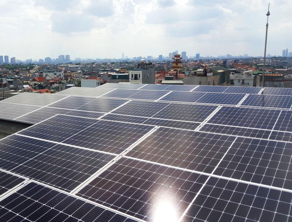 điện năng lượng mặt trời freesolar toàn mỹ