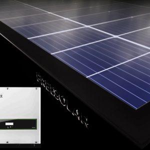Điện mặt trời Freesolar inverter GROWATT