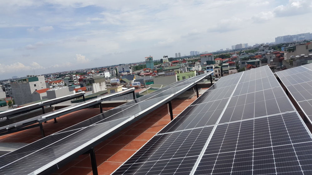 điện mặt trời Freesolar Toàn Mỹ